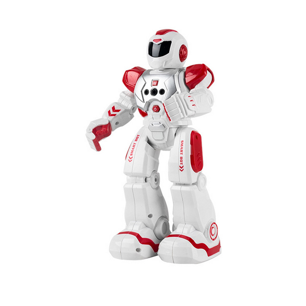 Programmable Defender Intelligent RC Robot RC Remote Control Robot Smart Action Infra-red Allows Gesture Control Kids Toy