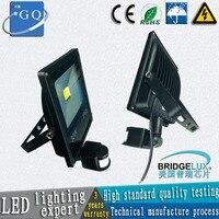 10W 20w 30w 50w led flutlicht 220V 110V PIR Motion sensor Induktions Sense lampled downlights im freien licht|Scheinwerfer|Licht & Beleuchtung -