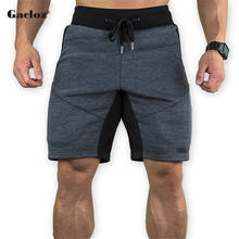 Gacloz Fitness Gym Shorts Men Jogging Sport Shorts Workout Bodybuilding Sweatpants Running Shorts Men Crossfit Short Pants(China)