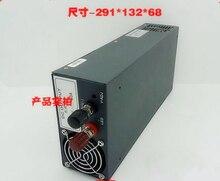 1200 w 60 v 20.1A AC/DC fonte de alimentação de alta potência industrial 1200 watt 60 volt 20.1 amp AC/DC monitoramento de alta potência industrial
