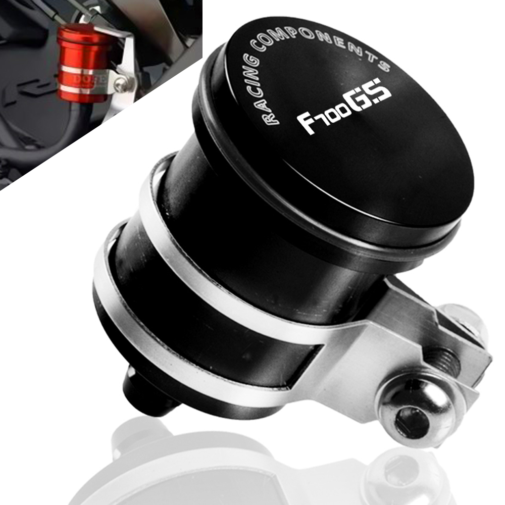 Motorcycle Brake Fluid Reservoir Clutch Tank Cylinder Fluid Cup for bmw F700GS F <font><b>700</b></font> <font><b>GS</b></font> F700 <font><b>GS</b></font> 2013-2018 2014 2015 2016 <font><b>2017</b></font> image
