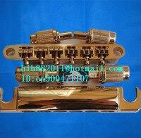 new 12 strings electric guitar bridge in gold 8209