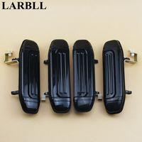 LARBLL 4Pcs/Pack New CAR AUTO Chrome Plating Exterior Door Handle for Mitsubishi Pajero Montero V43 V46 V47 V31 V32 V33 MR156871