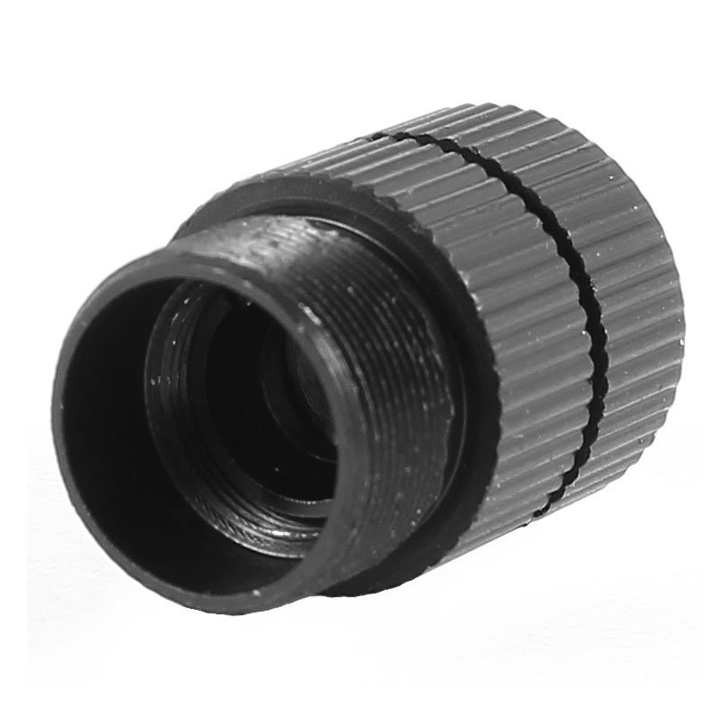 MOOL Replacement Black CCTV Box Camera 25mm Focal Length Board Lens F1.2