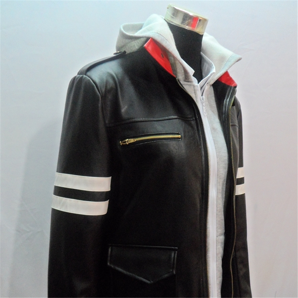 Костюм для косплея для прототипа Alex Mercer из искусственной кожи с длинным рукавом, Мужская одежда, костюмы на Хэллоуин для женщин, куртки