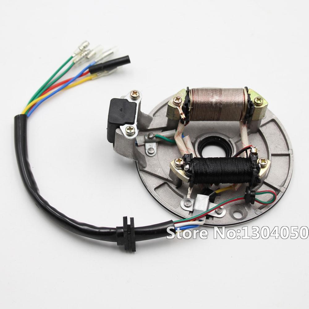 Full Wiring Harness Loom Solenoid Coil Regulator Cdi C7hsa Spark 50cc Atv Plug 100 Brand New High Quality All Electrics 70cc 110cc 125cc140cc 150ccwire