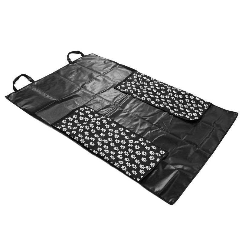 Dog Car Seat Cover Dog Carrier Waterproof Oxford Cloth Car Trunk Cushion Pad Mat Pet Car Mat Pet Supplies Travel Accessories 5