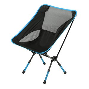 Image 5 - Verschiedenen Farben Strandkorb Fischenstuhl Mond Stuhl Erhöhte Stuhl Faltbare Hocker Outdoor ausrüstung Für Outoor Aktivitäten