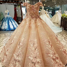CHANVENUEL floor length evening dresses