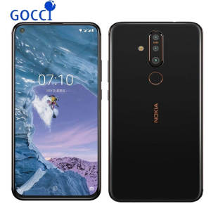 NOKIA X71 3500 128GB Bluetooth 5.0 Octa Core Fingerprint Recognition 48mp New Zeiss Snapdragon 660