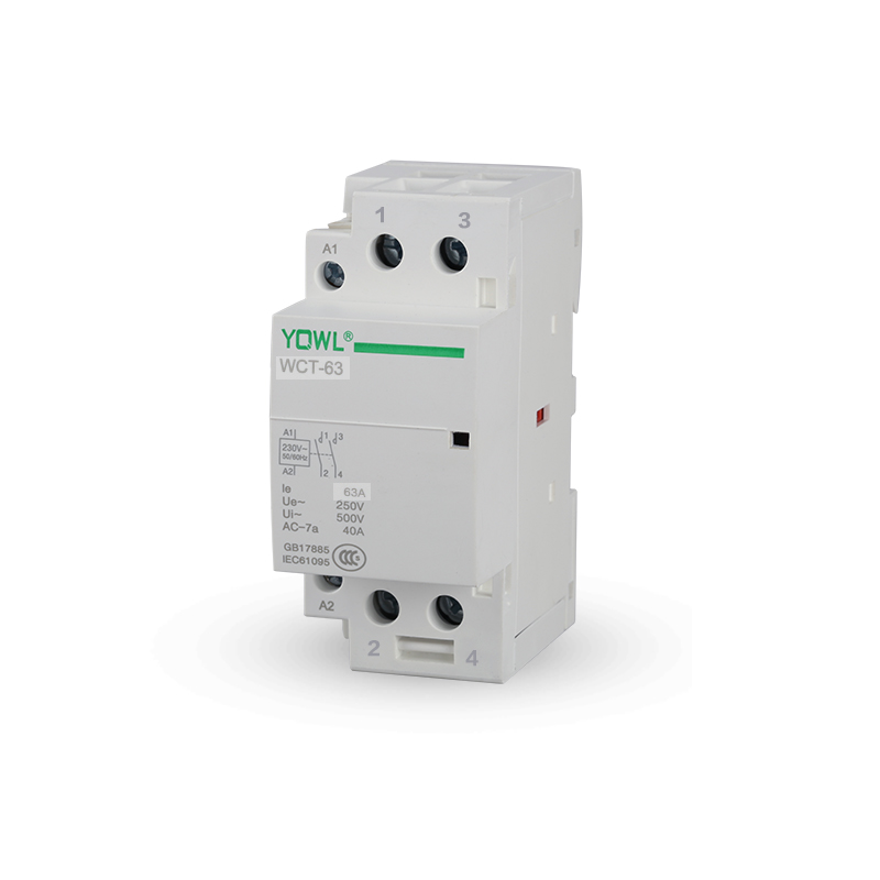 2P 63A 2NO 2NC 1NO+1NC 24V/110V/230V 50/60HZ Auto Switch Din Rail Household AC Contactor2P 63A 2NO 2NC 1NO+1NC 24V/110V/230V 50/60HZ Auto Switch Din Rail Household AC Contactor