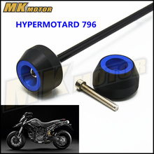 Free delivery For DUCATI HYPERMOTARD 796 2010-2012  CNC Modified Motorcycle drop ball / shock absorber