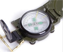 Multifunctional Trekking and Outdoor Triple Positioning Mapping Compass