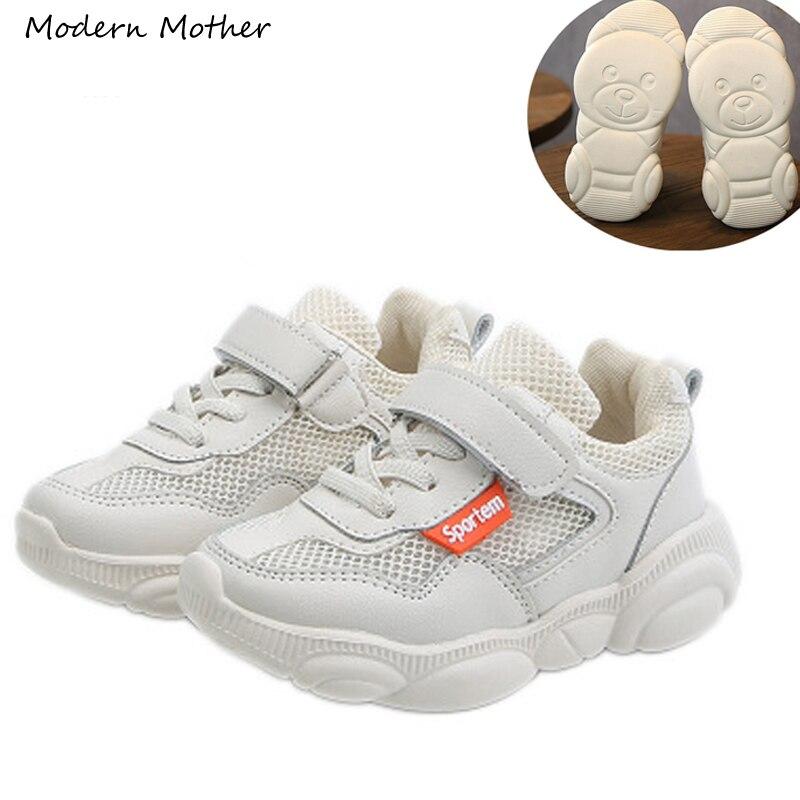 2019 garçons filles enfants baskets chaussures course Sport enfants baskets chaussures pour garçons filles bébé respirant anti-dérapant enfants chaussures