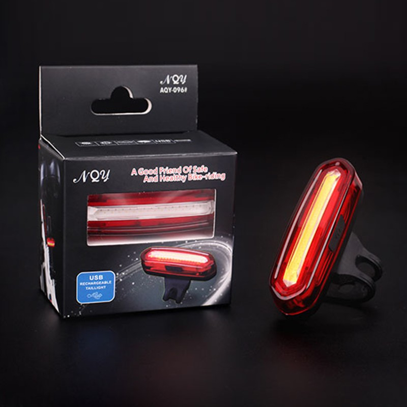 Bicycle Lamp 100 LM Rechargeable LED USB COB Mountain Bike Tail Light Taillight MTB Safety Warning Bicycle Rear Light 2017 свитшот alcott alcott al006ewwbj75 page 4