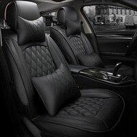 Universal car seat cover pour toyota corolla chr auris rav4 marque 2 souhaite vitz camry 40 estima prius fortuner premio de voiture siège couverture