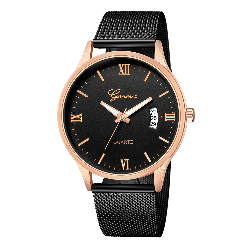 2018 New Fashion Men women watches geneva Stainless Steel Army Military Sport Date Analog Quartz Wrist Watch montre femme F70 excellent quality outdoor mens watch date stainless steel military sports analog quartz wrist man watch montre homme relojes