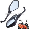 Black Universal Motorcycle Mirror motorbike Rearview Side Mirror M10 For Honda Yamaha Suzuki Motorcycle Accessories