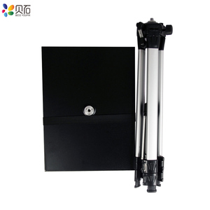 Image 5 - 500 1400mm Universal Projector Mount Tripod Stand Laptop Foor Stand Height Adjustable Bracket DVD Player Floor Holder with Tray