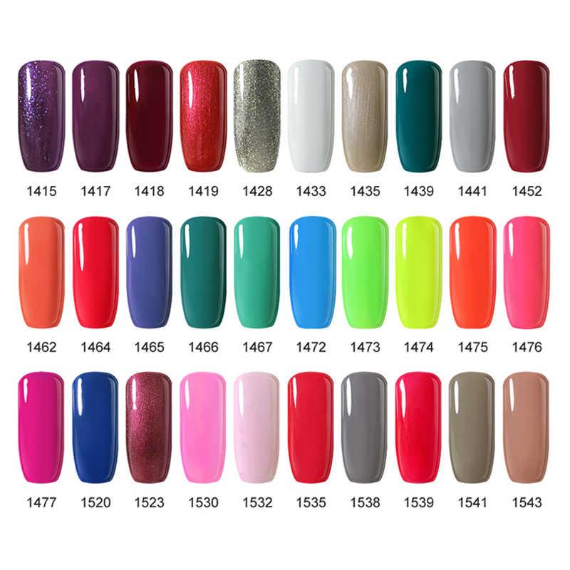 Arte Clavo Gel Vernis Nagellak UV Hybrid Nail Art Manicure Nails Extension 8 ml Vernis Semi Permanente Primer Gel nagellak