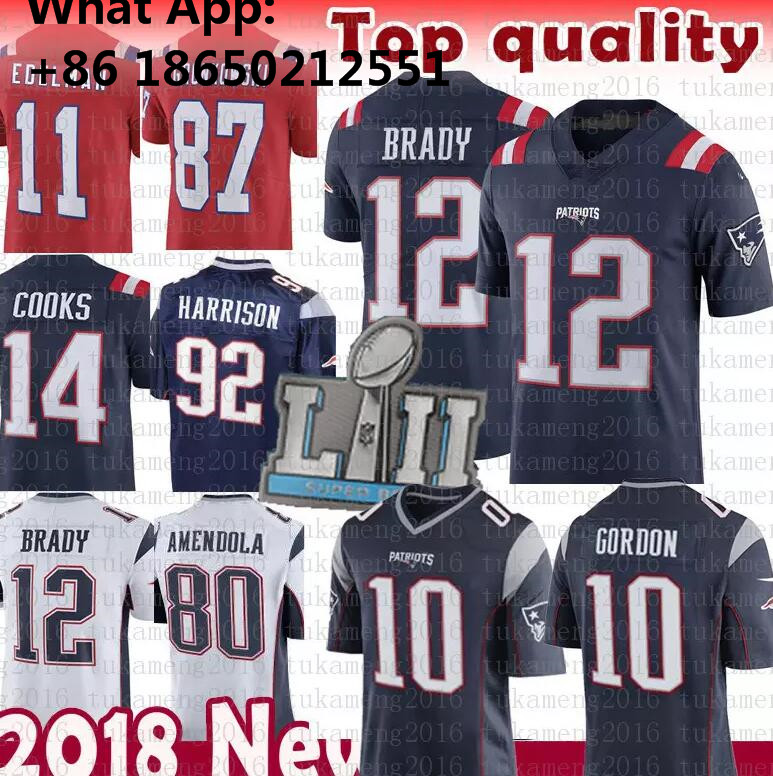 Buy patriots jersey and get free shipping on AliExpress.com 2be9543cb