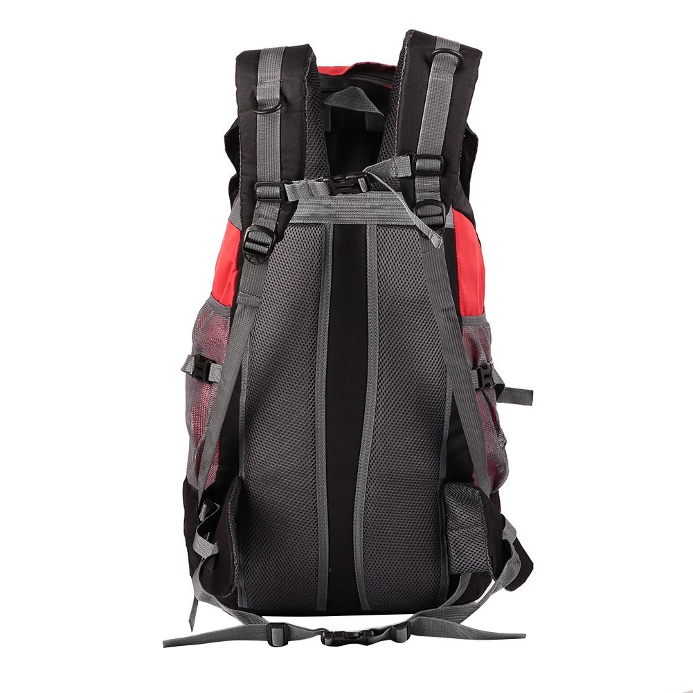 50L открытый рюкзак альпинистская горная походная бейсболка для езды и походов дорожная водонепроницаемая сумка мужской рюкзак; спортивная сумка