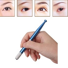 Professional Permanent Eyebrow Tattoo Pen Embroidered Eyebrow Makeup Tattooing Machine Manual Microblading Pen