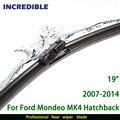 """Lâmina de Limpador traseiro para Ford Mondeo MK4 Hatchback (2007-2014) 19 """"HY-011"""