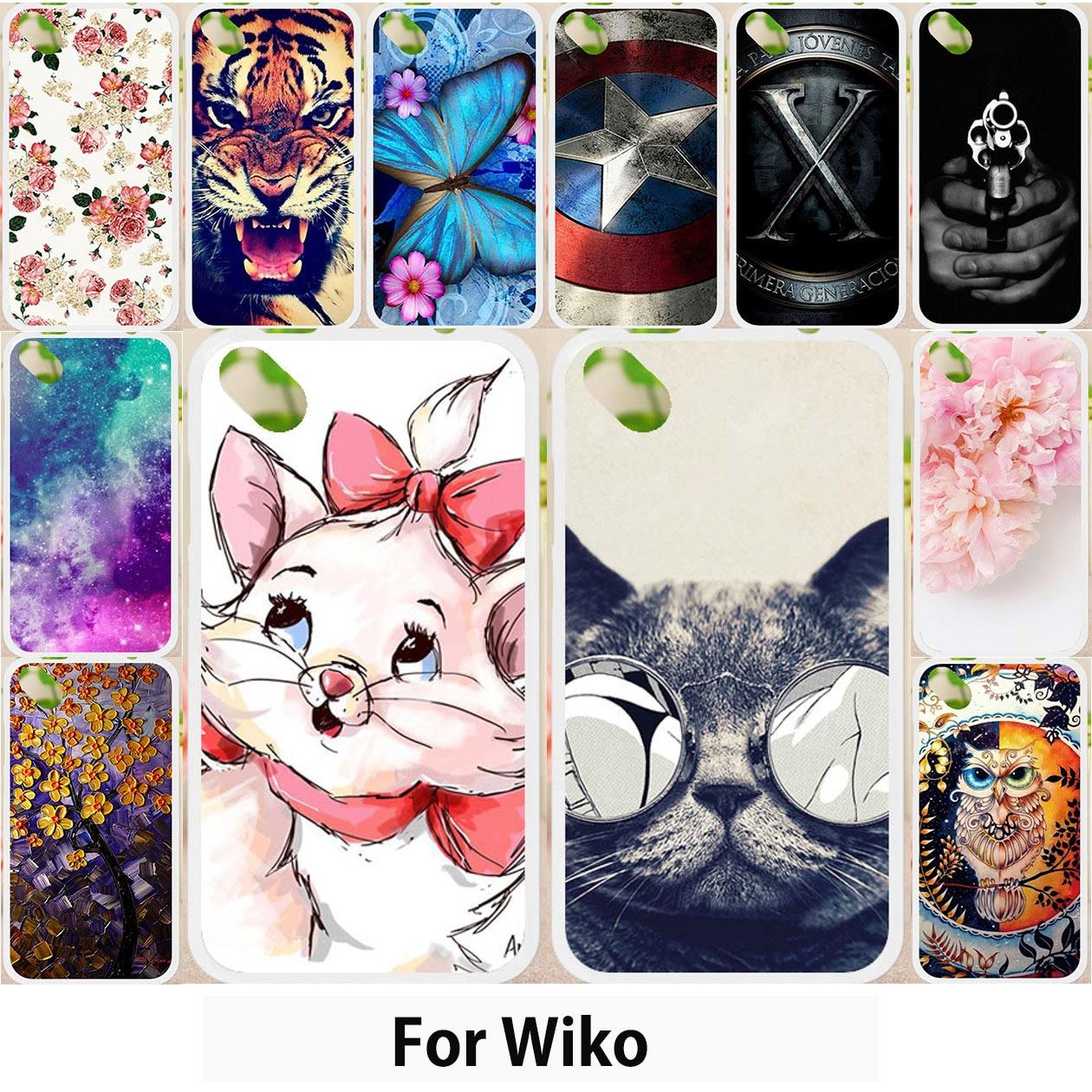 Vanveet Cases For Wiko Sunny 2 Plus MAX Case Wiko Lenny 3 4 MAX Plus Jerry 2 Harry Freddy Kenny Rainbow Jam 3G Ridge 4G S-Kool
