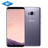 New Original Samsung Galaxy S8 5 8 Inch 4GB RAM 64GB ROM Dual Sim Snapdragon 835