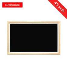 43 pollici lettore di digital signage chiosco digitale video dello schermo di digital signage per le foto della parete montato