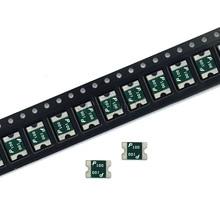 100PCS PTC 1206 0.2A/0.5A/0.25A/1A/2A/0.35A/5A/1.1A/0.05A/1.5A/2.5A/3A/4A SMT SMD PPTC Resettable Fuses