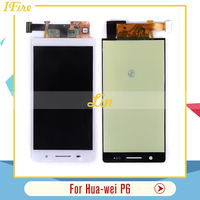 Ifire Best Sale LCD For Hua Wei P6 Lcd Touch Screen Digitizer For Hua Wei P6
