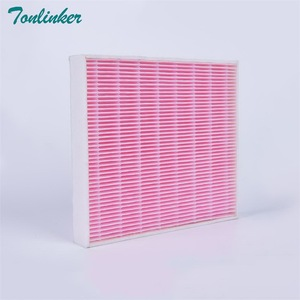 Image 4 - Tonlinker Cabin Air Filter 1Pcs For Chevrolet Cruze Cavalier Malibu XL/Buick Envision 2014 2017 2018 Efficient filtration PM2.5