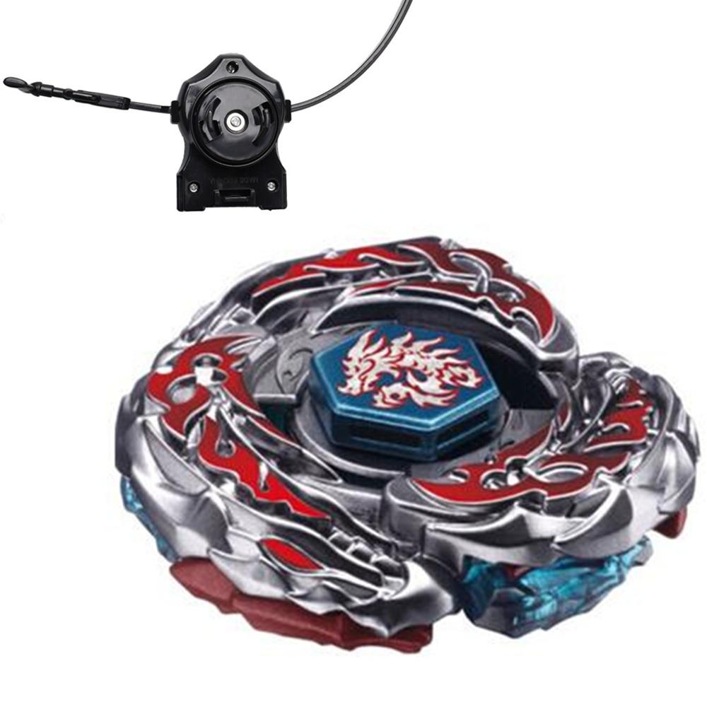 1pcs Beyblade Metal Fusion 4D L DRAGO DESTROY F S Launcher Kids Game font b Toys