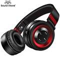 Sound intone p6 auriculares inalámbricos bluetooth auriculares con micrófono de apoyo tf tarjeta de radio fm para el iphone samsung xiaomi huawei