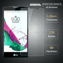 RONICAN FOR LG MAGNA Tempered Glass 0.26mm 2.5D 9H Screen Protector Protective F
