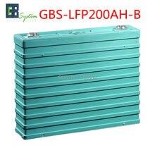 1 шт. gbs 3.2V200AH-B LIFEPO4 батареи для электрических автомобилей/Солнечный/ups/хранения энергии и т. д. GBS-LFP200AH-B