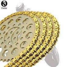 Мотоцикл приводной цепи уплотнительное кольцо 520 L120 для HOND CRF250R 10-13 CRF250X 04-12 CRM250AR 97-99 CRM250R 89-90 CRM250R 91-96