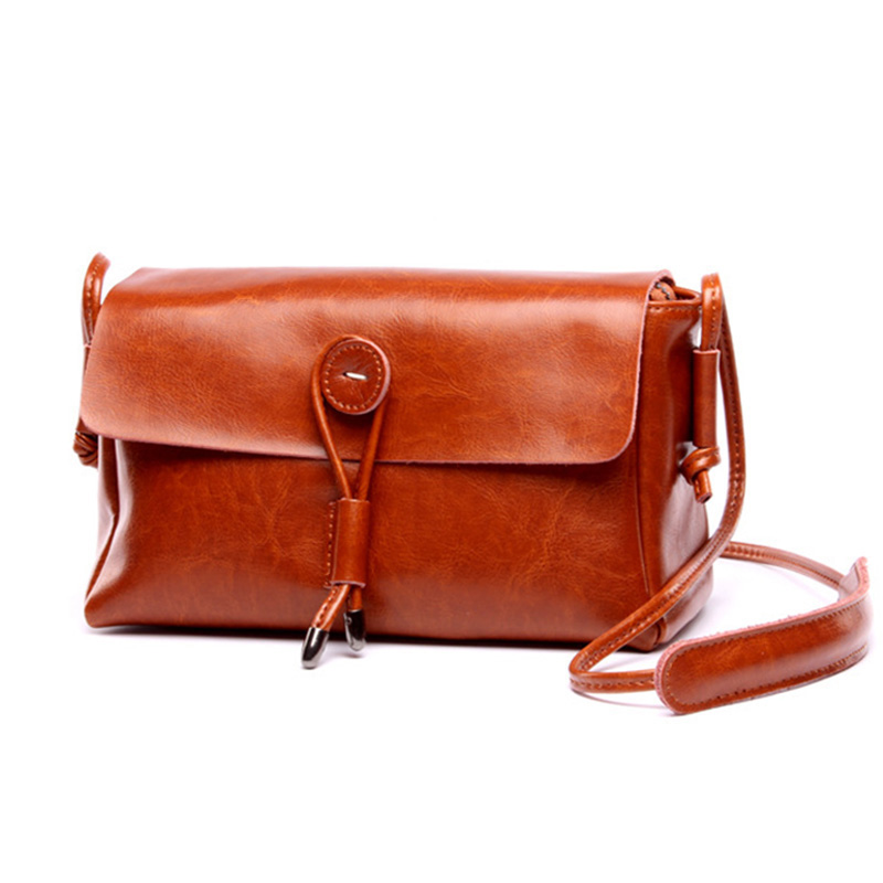 Casual Flap Bag Women Messenger Bags Genuine Leather Handbag Famous Brands Luxury Women Bag Designer Vintage Shoulder Bag luxury genuine leather bag fashion brand designer women handbag cowhide leather shoulder composite bag casual totes