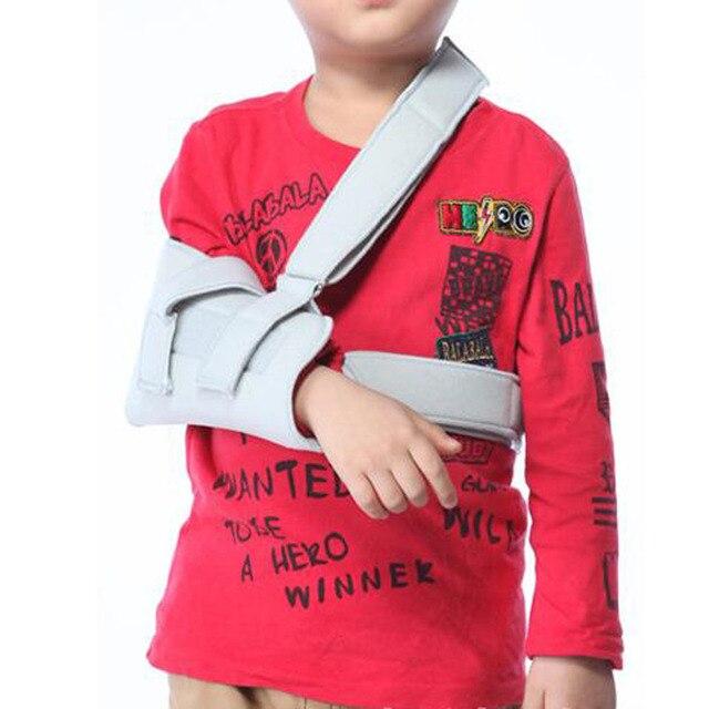 Niños eslingas brazo hombro tirantes soporte para brazo niños ortesis para  niños Médicos armas Sling venta cdd1a5f24e7b