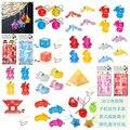 SST * 1 шт./Трехмерной головоломки мобильного телефона цепи Мини головоломки брелок Прозрачный 3D кристалл головоломки подарок игрушки заклинание