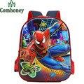 Boys School Bags Minion Spiderman Avengers Children School Backpack Super Hero Kids Schoolbags for Students Child Backpack Bag