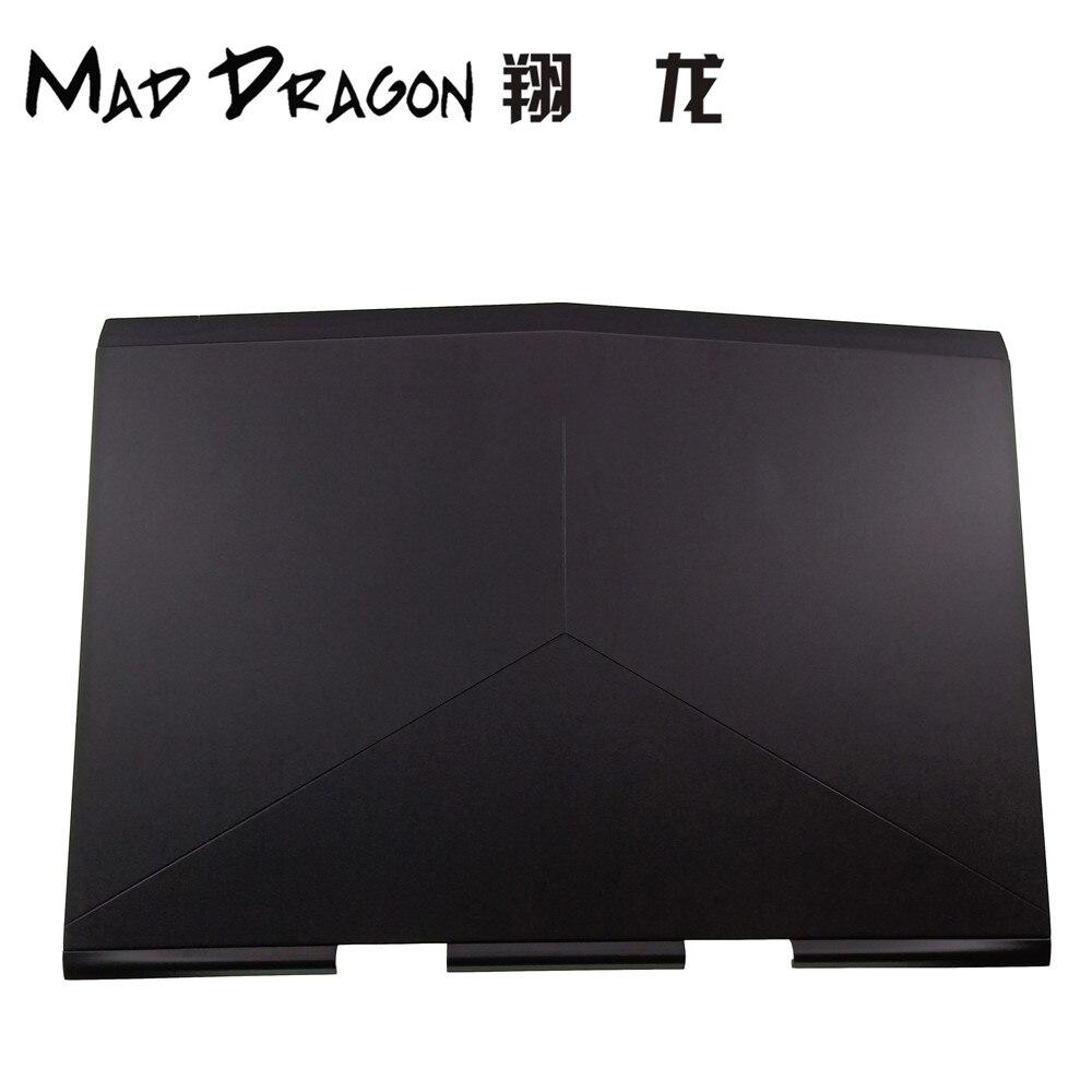 MAD DRAGON marque ordinateur portable nouveau LCD couvercle arrière coque supérieure couvercle d'écran pour Dell ALIENWARE 15 R4 AW15 R4 noir 0YR5GN YR5GN AM26S000510