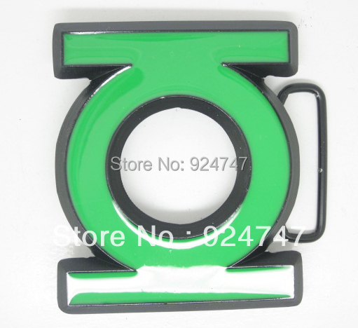 Zelená lucerna znak superhrdina opasek