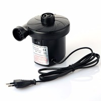 AC 220V 240V 150W Electric Air Pump For Air Mattress Inflatable Boat