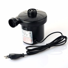 AC 220V-240V 150W Electric Air Pump for Air Mattress Inflatable Boat