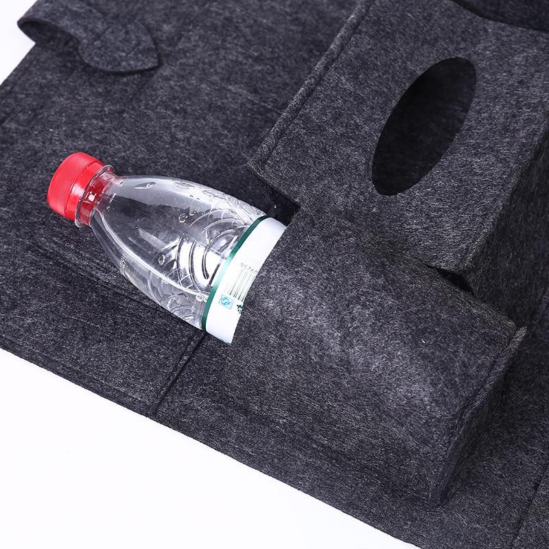 Новинка, Универсальный 1 шт. автомобильный защитный чехол на заднюю часть сиденья автомобиля, детский коврик, сумка для хранения, аксессуары для автомобиля