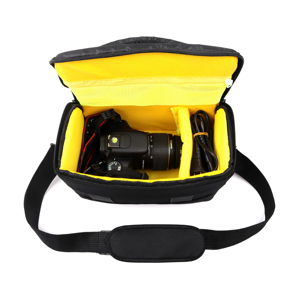 Camera Bag For Panasonic Lumix GH4 GH3 G7 G6 G5 G8 GF7 GF6 GX8 GX85 GX7 Sony A7 A7R II A6300 NEX7 A6500 A6000 A3000 A77 A65 A58