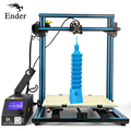 CR-10 S5 3D Printer DIY Kit Filament Monitoring Alarm,Dual-Leading-screws Rod printer 3D n 2KG Filament 500*500*500 large size